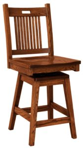dining, mission, solid wood, handcrafted, quality, black carriage furniture